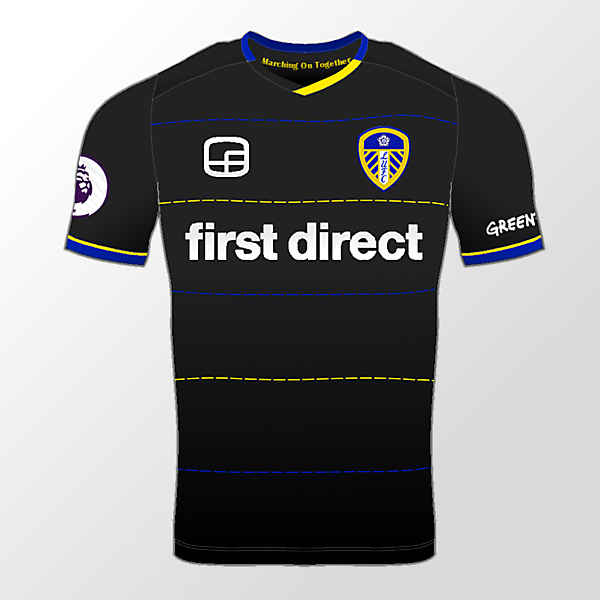 Leeds United Alternate Shirt