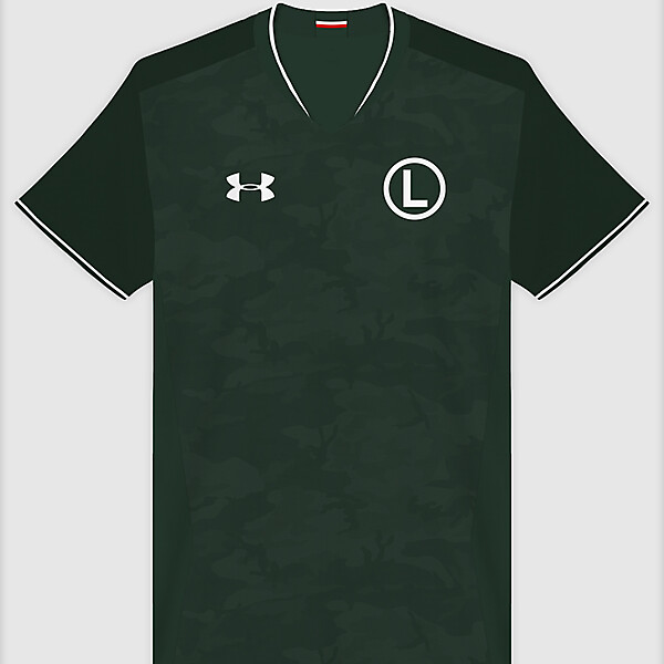 Legia Warszawa Away x Under Armour