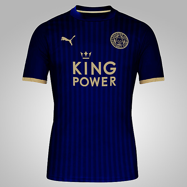 Leicester City Away Concept