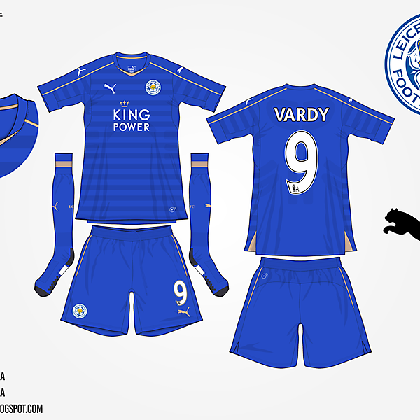 Leicester City Home