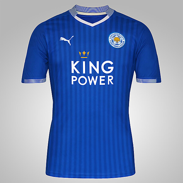 Leicester City Home Concept