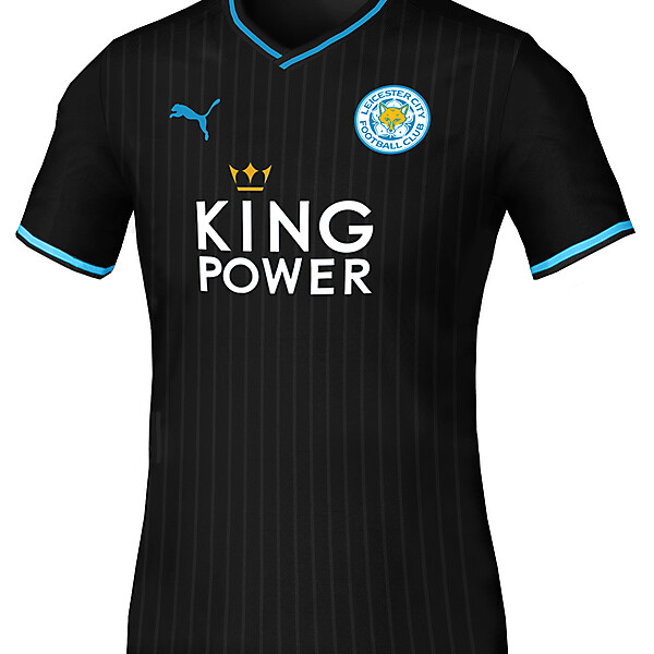 Leicester City Third Kit Concept