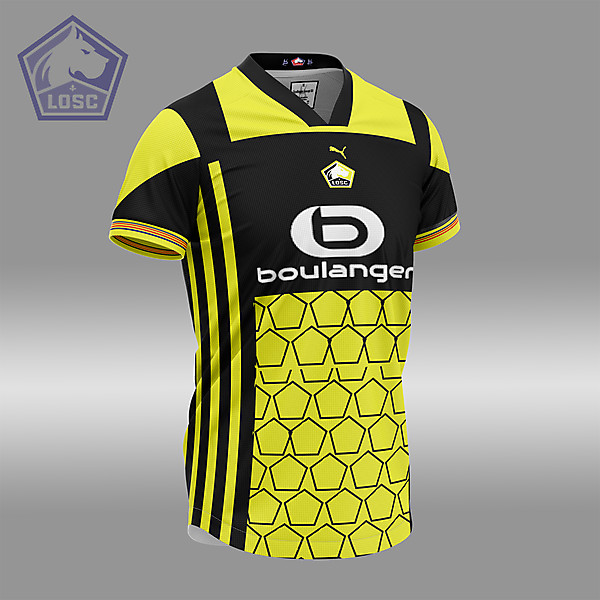 Lille (LOSC) 2nd concept