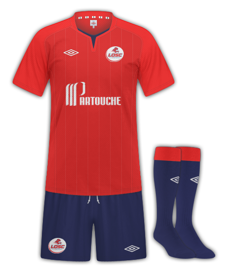 Lille OSC Home
