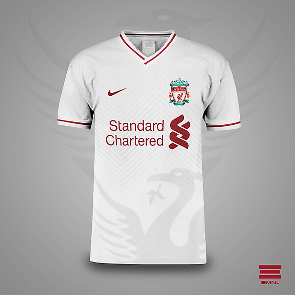 Liverpool - Away Kit Concept