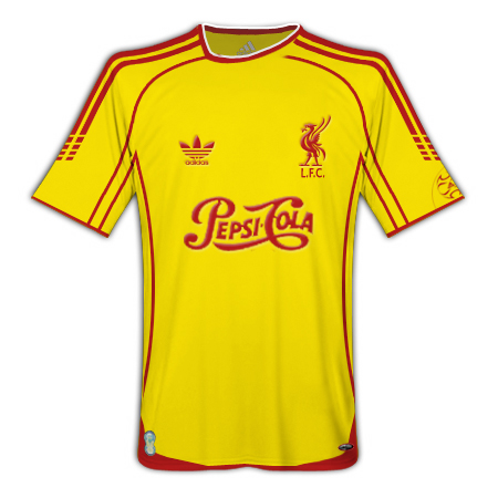 Liverpool Adidas Pepsi-Cola (Away)