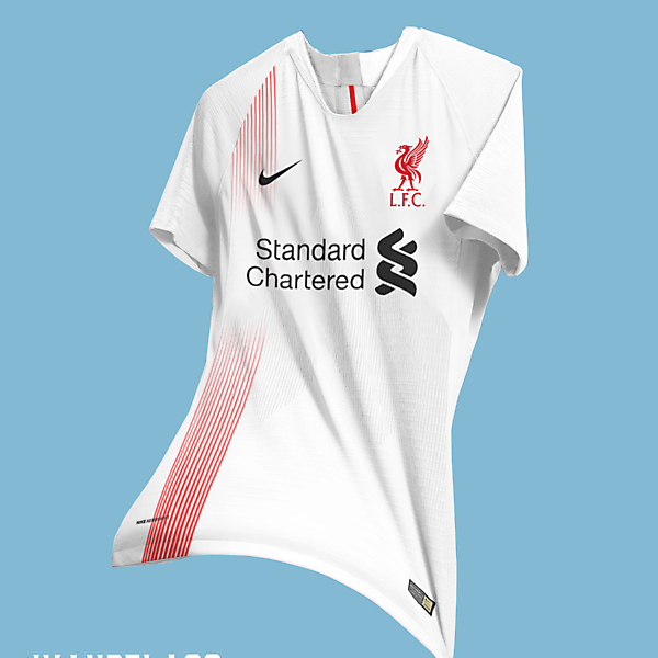 Liverpool Away Kit Nike