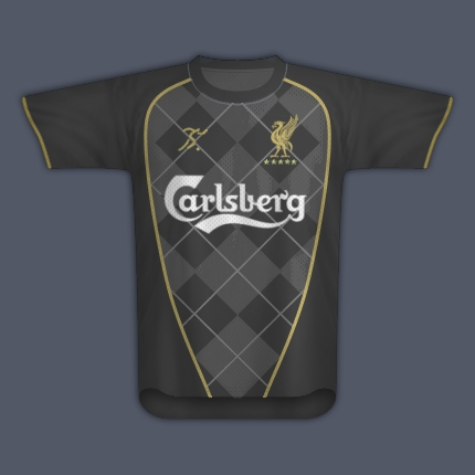 liverpool euro(stick football own brand)