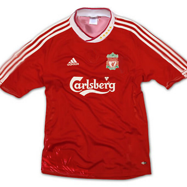 adidas Liverpool Home Shirt