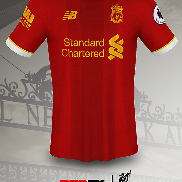 Liverpool FC | Home Concept Kit | 2018/19 Season