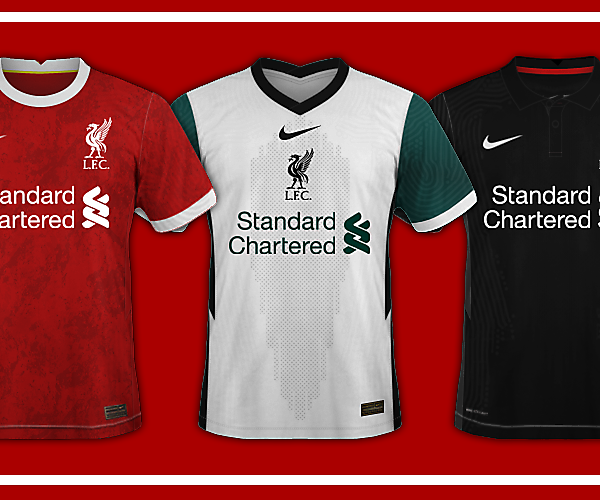Liverpool FC Concept Kit