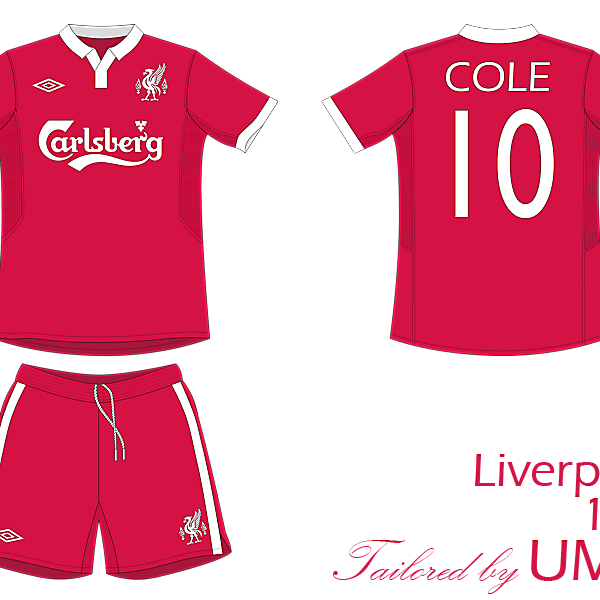 Liverpool Umbro Home
