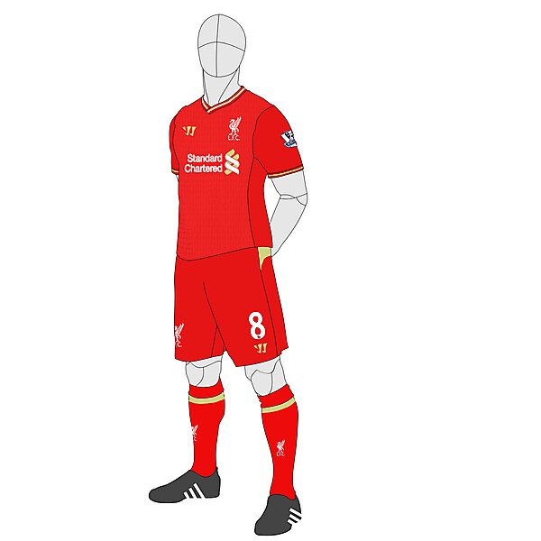 Liverpool 2013 Home