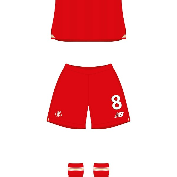Liverpool home front
