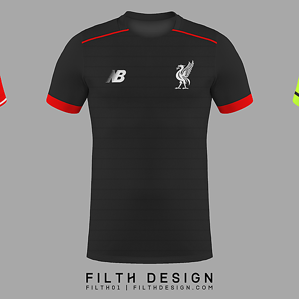 Liverpool New Balance Set