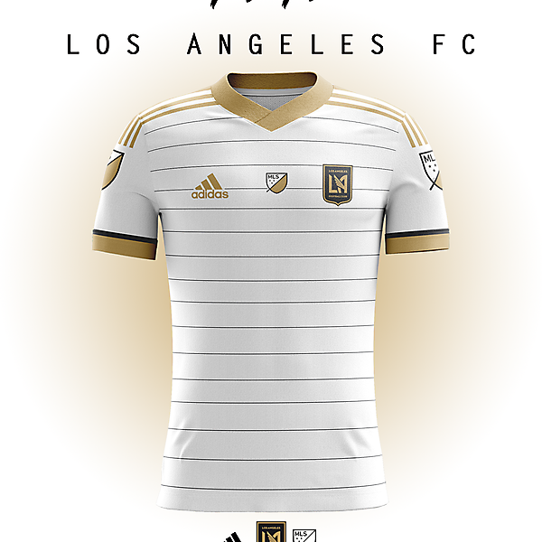 Los Angeles FC - Away kit