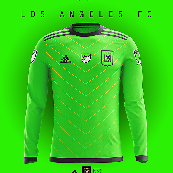 Los Angeles FC - GK kit