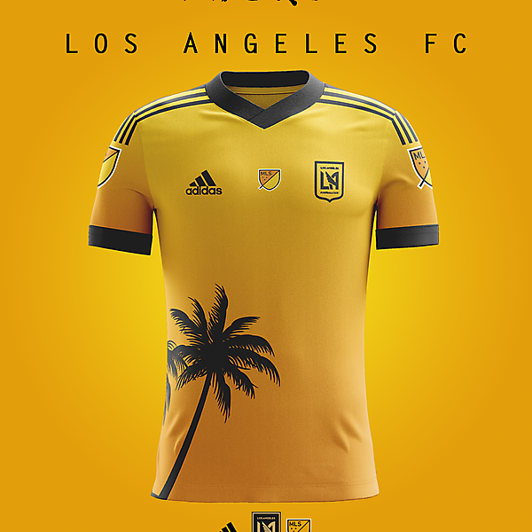 Los Angeles FC - Third kit