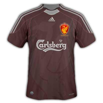 Liverpool Third with new Crest