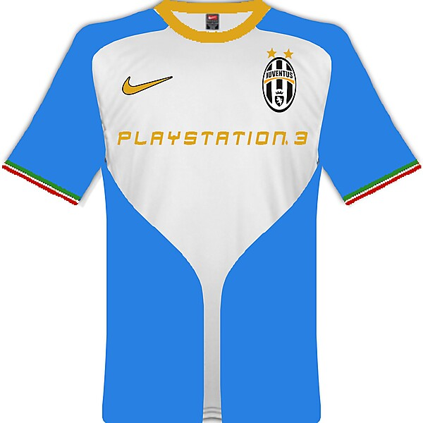 juventus away 09/10