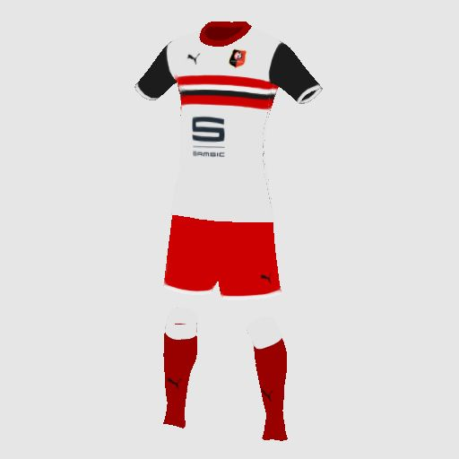 Maillot rennes