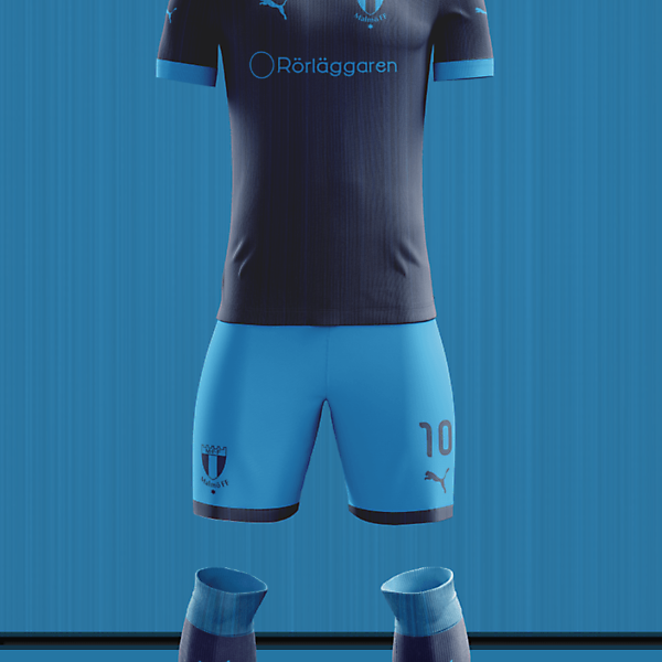 Malmo (Away Kit) 2016-2017 ..