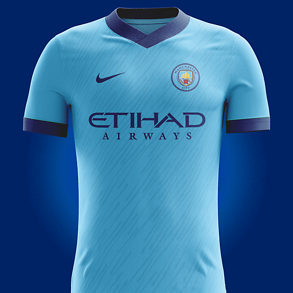 Man City Home Kit 2016-2017 ..