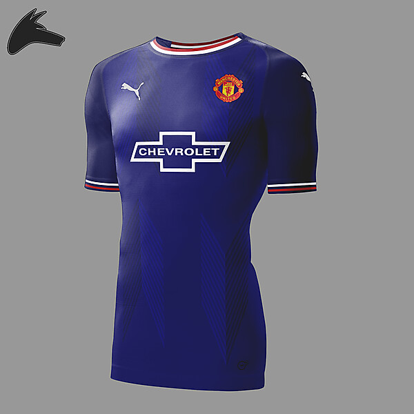 Man United away Puma