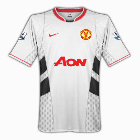 Manchester United away 10/11