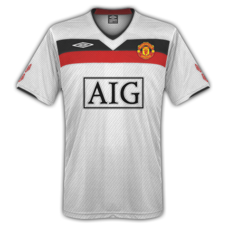 Man Utd Umbro Away