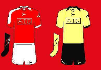 Man United Diadora Kits. Please Comment
