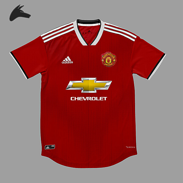 Man Utd European home concept