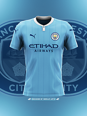 Manchester City - Home Kit (2019/20)