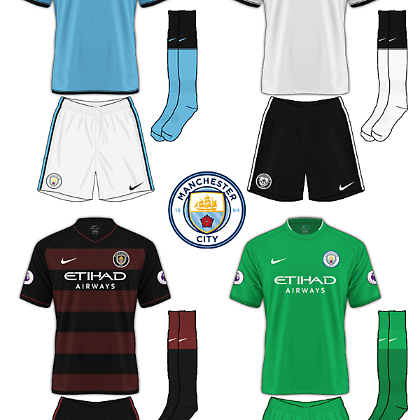Manchester City Nike