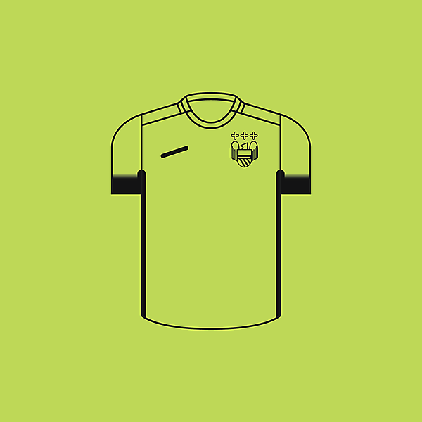 Manchester City Third × Minimalist