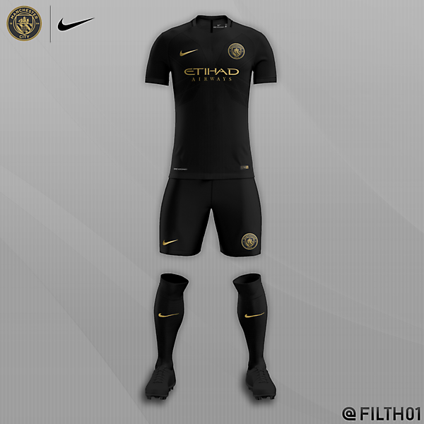 Manchester City x Nike