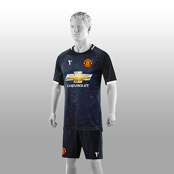 Manchester United | 2021-22 Away Shirt