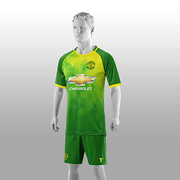 Manchester United | 2021-22 Third Shirt