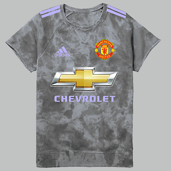 Manchester United Away 2017