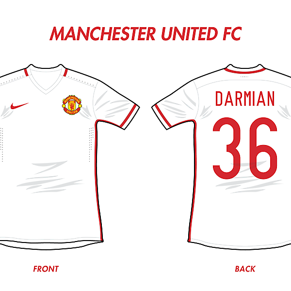 Manchester United Away / Nike