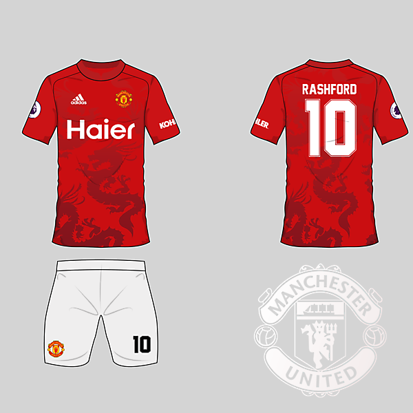 Manchester United concept 2020-21