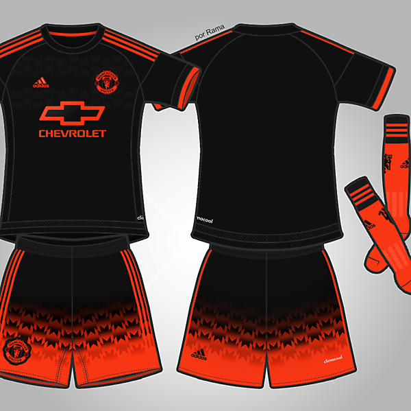 Manchester United FC - Third Kit