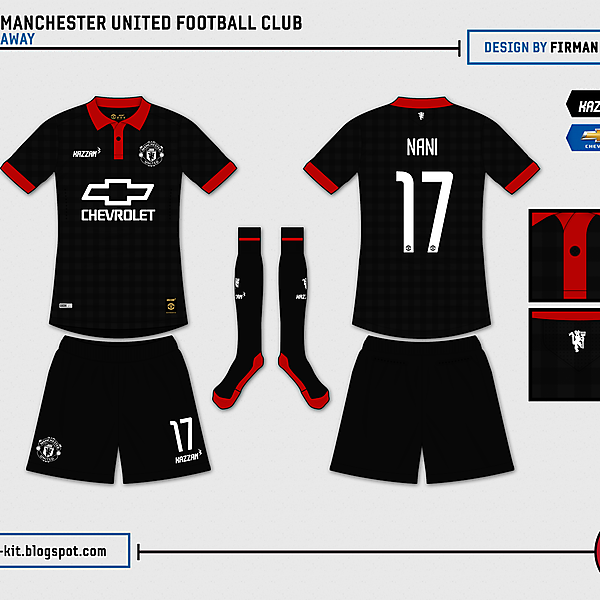 Manchester United F.C. Away