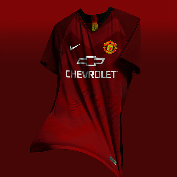 Manchester United Home Kit concept x Nike