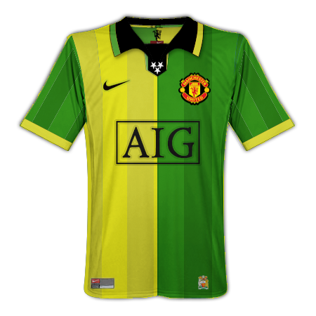 Manchester United Away