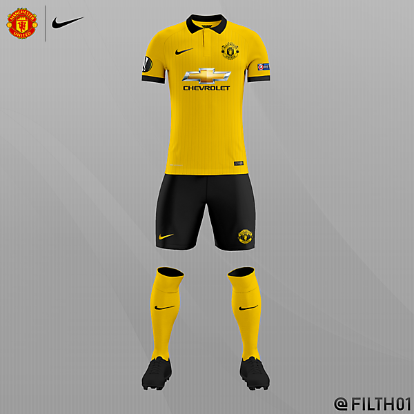 Manchester United x Nike | Away