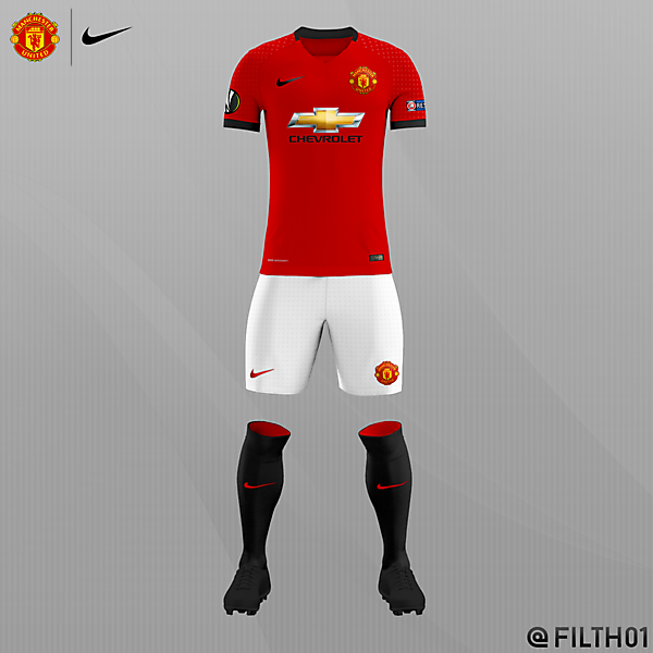 Manchester United x Nike | Home