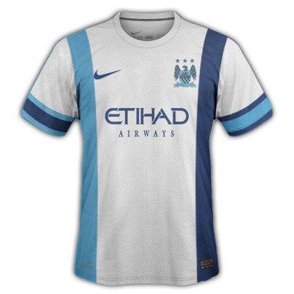 Manchester City fantasy kits
