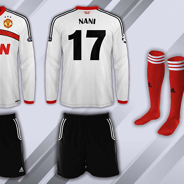 Manchester United Fantasy Away