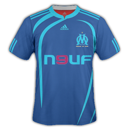 Marseille Away Requested